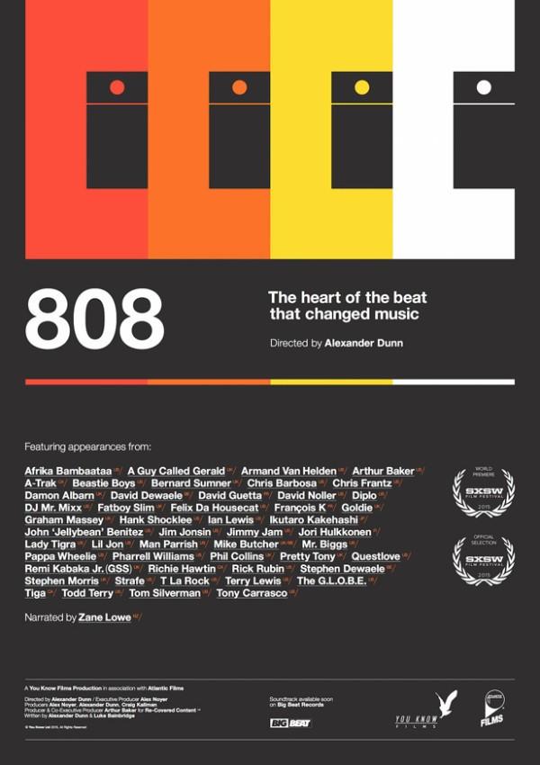 TR-808 808 roland documentary